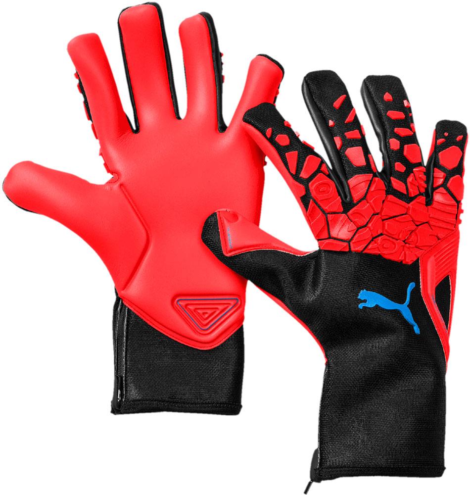 PUMA(プーマ)サッカー手袋フューチャー GRIP 19.1041512RED BLAST-PU