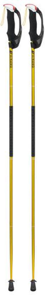 【ラッキーシール対象】SINANO(シナノ)アウトドアスキーポール登山 トレイルランニング 専用ポール トレランポール 13.6 Pro ゴールド 110 cm113617