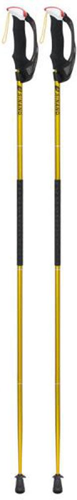 【ラッキーシール対象】SINANO(シナノ)アウトドアスキーポール登山 トレイルランニング 専用ポール トレランポール 13.6 Pro ゴールド 115 cm113618