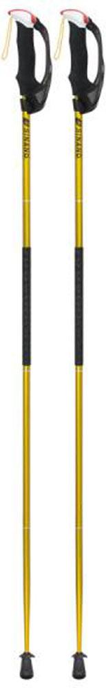 【ラッキーシール対象】SINANO(シナノ)アウトドアスキーポール登山 トレイルランニング 専用ポール トレランポール 13.6 Pro ゴールド 120 cm113619