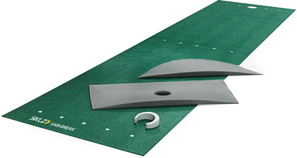 【ラッキーシール対象】SKLZ(スキルズ)ゴルフ器具・備品ゴルフ パッティングマット バリブレイク VARI BREAK .000819