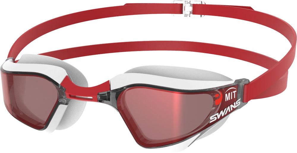 SWANS(スワンズ)水泳水球競技スイムゴーグル レーシング ミラーレンズ _SR72MMITPASR72MMITPA