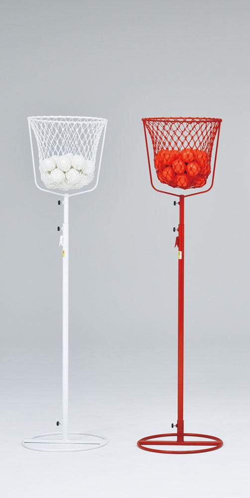 【ラッキーシール対象】トーエイライト学校体育器具器具・備品紅白玉入台B2469