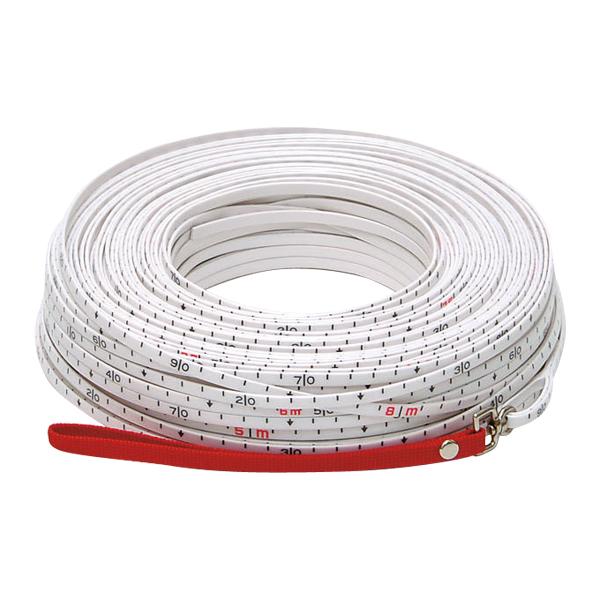 トーエイライト学校体育器具検尺ロープ100G1192