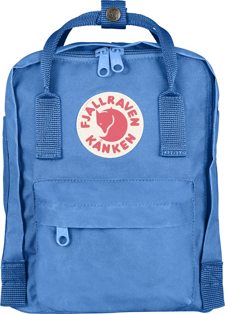 【ラッキーシール対象】FJALL RAVEN(フェールラーベン)アウトドアバッグKanken Mini23561UN BLUE