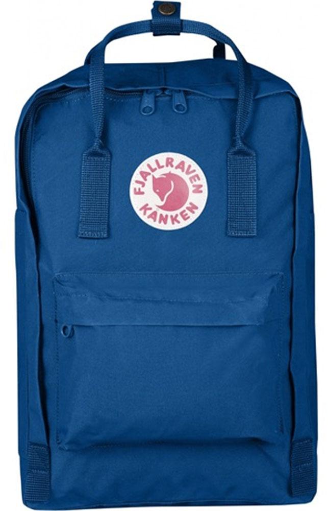 """【ラッキーシール対象】FJALL RAVEN(フェールラーベン)アウトドアバッグKanken Laptop 15""""27172LAKE BLUE"""