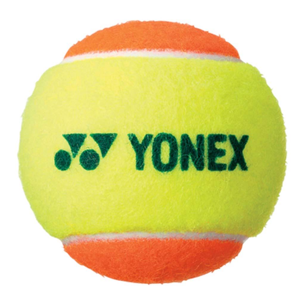 【ラッキーシール対象】Yonex(ヨネックス)テニスボールマッスルパワーボール30 5ダース(60個)セットTMP30BOXオレンジ