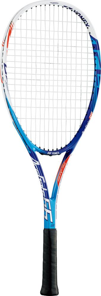 Yonex(ヨネックス)テニスラケットエースゲート 66(張上)ACE66Gブルー/ネイビー