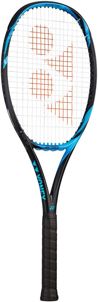 【ラッキーシール対象】Yonex(ヨネックス)テニスラケット(硬式テニス用ラケット(フレームのみ)) Eゾーン 98(SONY製スマートテニスセンサー対応)17EZ98ブライトブルー