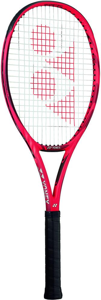 【ラッキーシール対象】Yonex(ヨネックス)テニスラケットVコア 9818VC98フレイムレッド