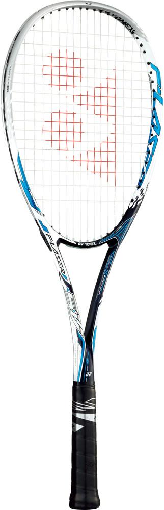 【ラッキーシール対象】 Yonex(ヨネックス)テニスラケット(軟式テニス用ラケット(フレームのみ)) エフレーザー5VFLR5Vブルー