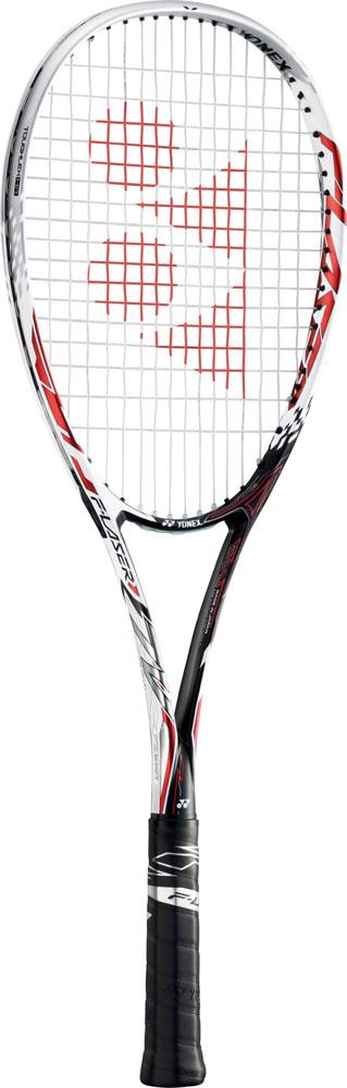 Yonex(ヨネックス)テニスラケット【ソフト(軟式)テニスラケット(フレームのみ)】 エフレーザー7VFLR7Vレッド