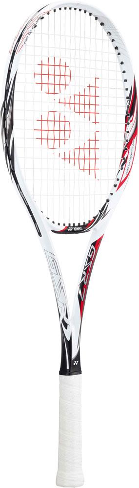 【ラッキーシール対象】Yonex(ヨネックス)テニスラケットソフトテニスラケット ジーエスアール 7(フレームのみ)GSR7W/R