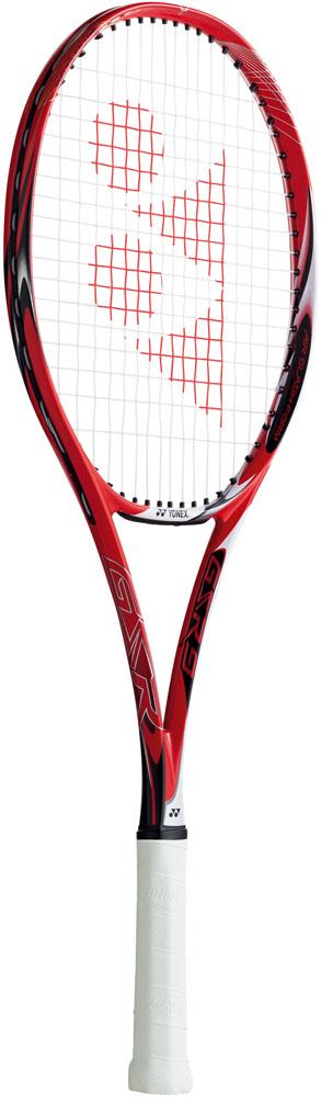 【ラッキーシール対象】Yonex(ヨネックス)テニスラケットジーエスアール9GSR9レッド R