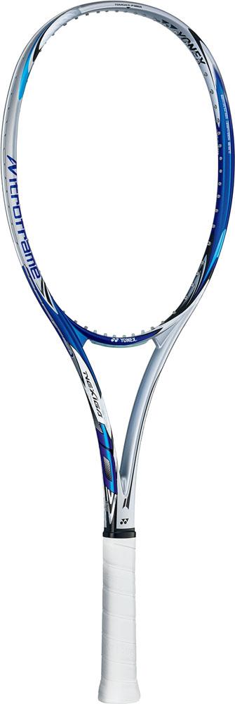 【ラッキーシール対象】Yonex(ヨネックス)テニスラケット【軟式(ソフト)テニス用ラケット(フレームのみ)】 ネクシーガ10NXG10メタリックブルー