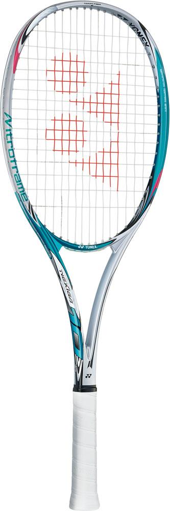 【ラッキーシール対象】Yonex(ヨネックス)テニスラケット【軟式(ソフト)テニス用ラケット(フレームのみ)】 ネクシーガ10NXG10エメラルドグリーン