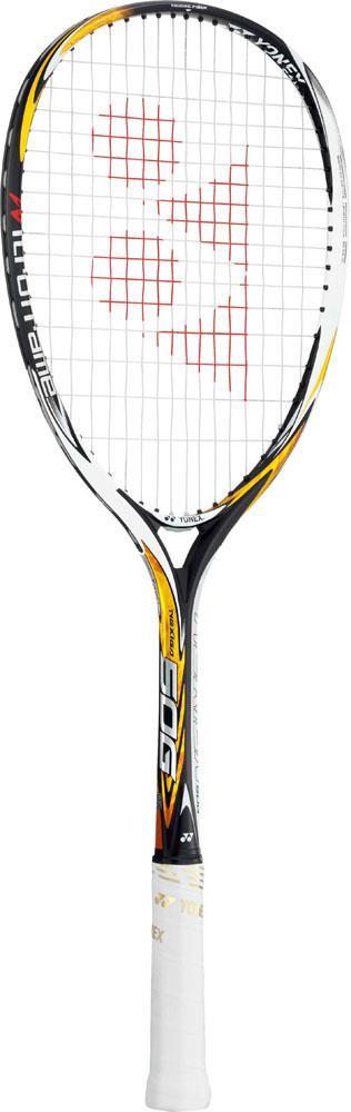 【ラッキーシール対象】Yonex(ヨネックス)テニスラケット【ソフトテニスラケット】 NEXIGA 50G(フレームのみ)NXG50Gシャインイエロー