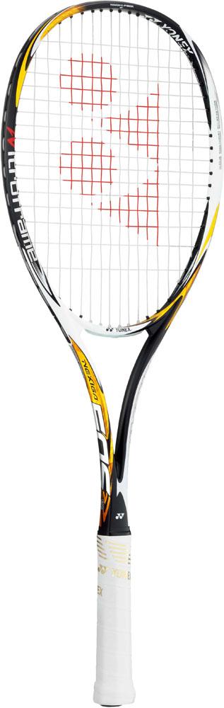 【ラッキーシール対象】Yonex(ヨネックス)テニスラケット【ソフトテニスラケット】 NEXIGA 50S(フレームのみ)NXG50Sシャインイエロー