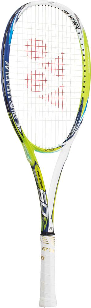 【ラッキーシール対象】Yonex(ヨネックス)テニスラケットソフトテニス用ラケット(フレームのみ) ネクシーガ 60NXG60フレッシュライム