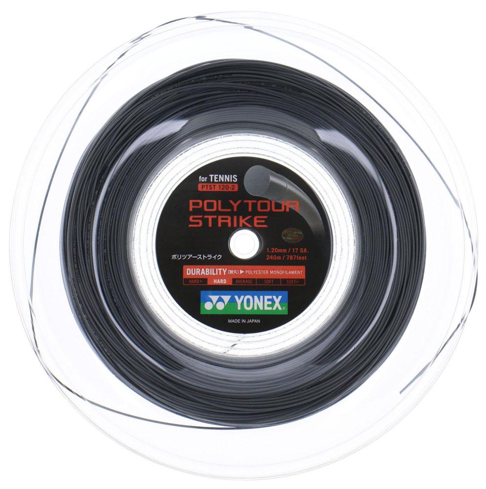逆輸入 【ラッキーシール対象】 Yonex(ヨネックス)テニスガット・ラバーポリツアーストライク120(240mロール)PTST1202IGR, トラックアート歌麿:8630dd12 --- neuchi.xyz