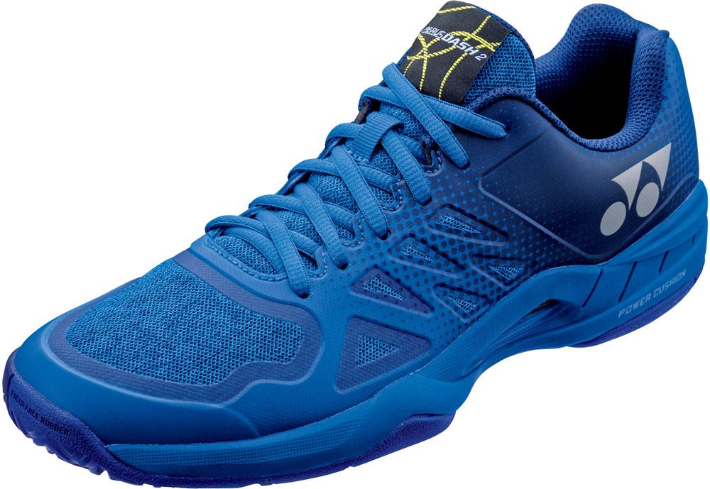 【ラッキーシール対象】Yonex(ヨネックス)テニスシューズテニスシューズ POWER CUSHION AERUSDASH 2 AC(パワークッションエアラスダッシュ 2 AC)SHTAD2ACブルー