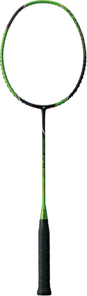 【ラッキーシール対象】Yonex(ヨネックス)バドミントンラケット【バドミントンラケット】 ボルトリックFB VOLTRIC FB(フレームのみ)10mmロングVTFBブラック/グリーン