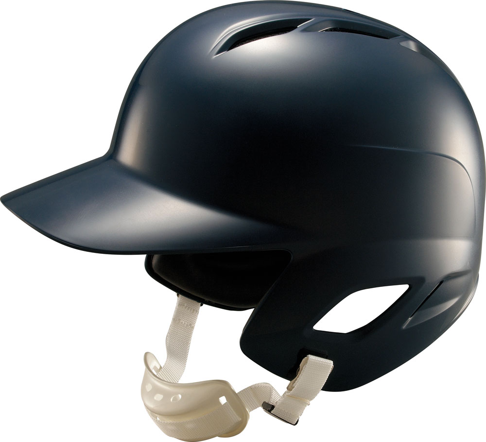 ZETT(ゼット)野球&ソフトヘルメット少年硬式打者用ヘルメット BHL270BHL270ネイビー