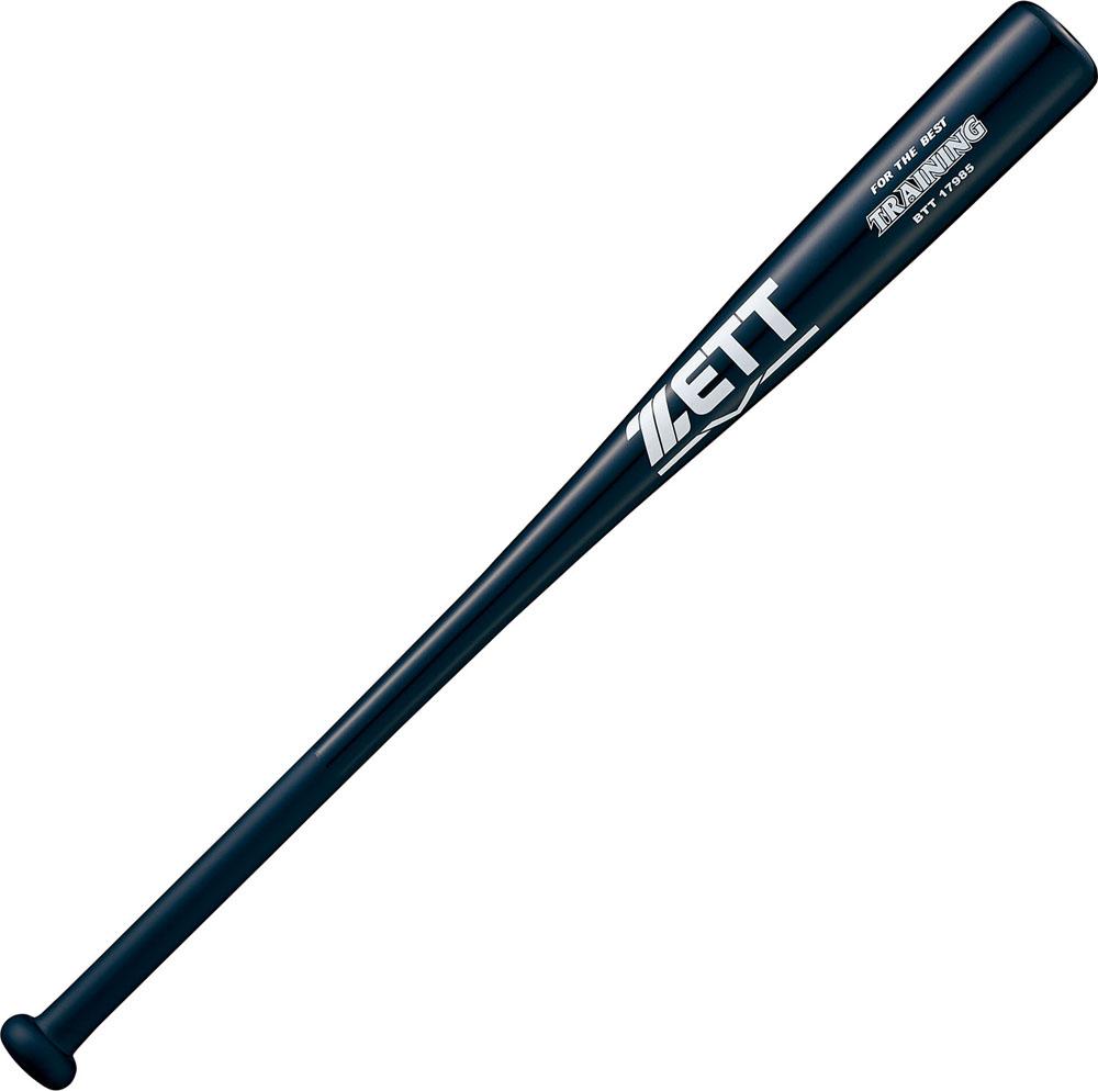 グリップ太径85cm 1000gBTT17985ネイビー ZETT 野球&ソフト野球バットトレーニングバット (ゼット)