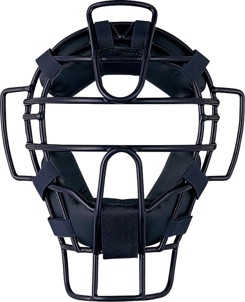 【ラッキーシール対象】ZETT(ゼット)野球&ソフトマスク・プロテクターソフトボール用キャッチャーマスク(審判用マスク兼用) (SG基準対応)BLM5190Bブラック