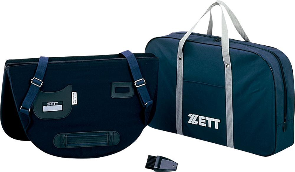 【ラッキーシール対象】ZETT(ゼット)野球&ソフトマスク・プロテクター硬式・軟式・ソフトボール兼用 アンパイヤプロテクターBL2007Bネイビー