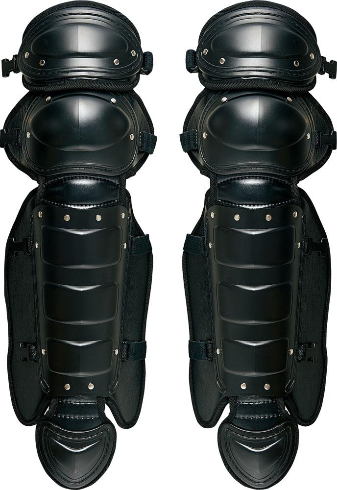 【ラッキーシール対象】ZETT(ゼット)野球&ソフトマスク・プロテクター硬式野球用レガーツBLL018ブラック
