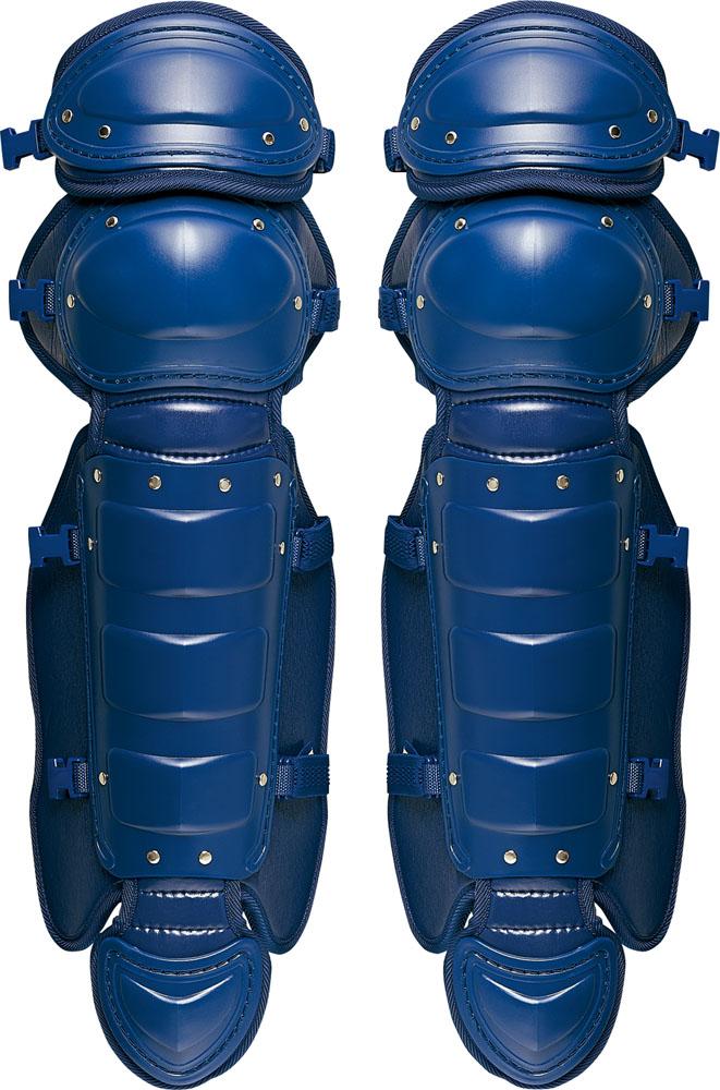 【ラッキーシール対象】ZETT(ゼット)野球&ソフトマスク・プロテクター硬式野球用レガーツBLL018ネイビー