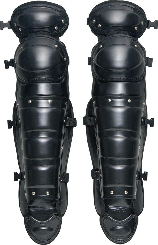 【ラッキーシール対象】ZETT(ゼット)野球&ソフトマスク・プロテクター硬式野球用レガーツ BLL1111BLL1111ブラック