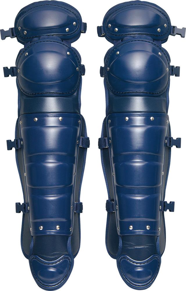 【ラッキーシール対象】ZETT(ゼット)野球&ソフトマスク・プロテクター硬式野球用レガーツ BLL1111BLL1111ネイビー