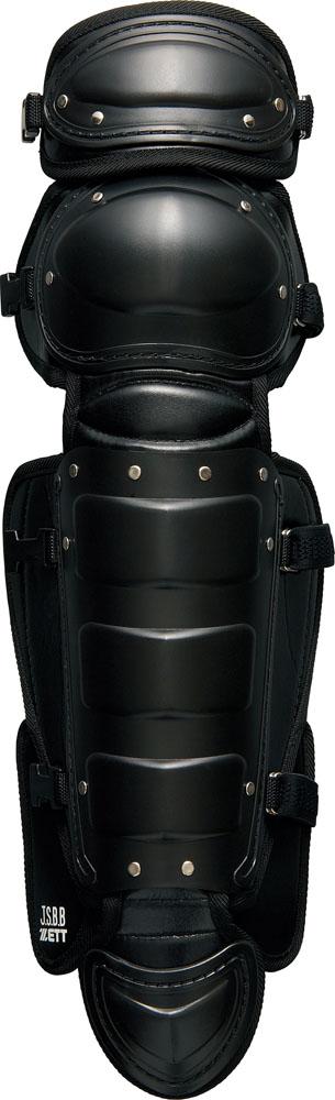 【ラッキーシール対象】 ZETT(ゼット) 野球&ソフトマスク・プロテクター 軟式レガーツ  BLL-3233 BLL3233 ブラック
