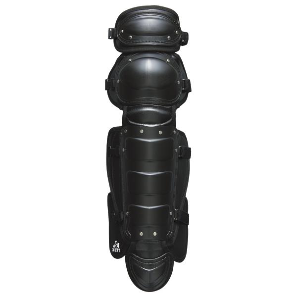 【ラッキーシール対象】ZETT(ゼット)野球&ソフトマスク・プロテクターソフト用レガーツ  BLL-5233BLL5233ブラック