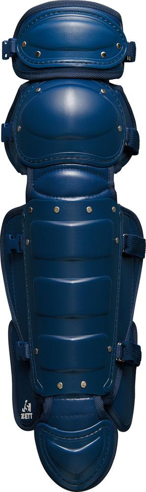 【ラッキーシール対象】ZETT(ゼット)野球&ソフトマスク・プロテクターソフト用レガーツ  BLL-5233BLL5233ネイビー