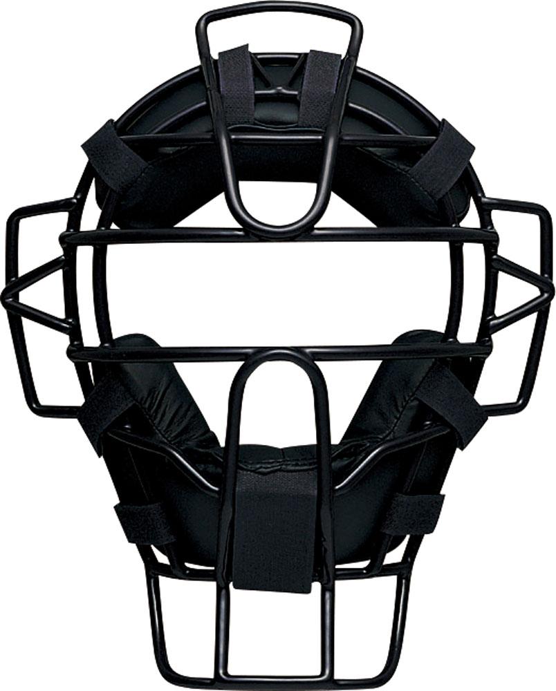 【ラッキーシール対象】ZETT(ゼット)野球&ソフトマスク・プロテクター【硬式用審判マスク】 アンパイアマスク(SG基準対応品)BLM1170Aブラック