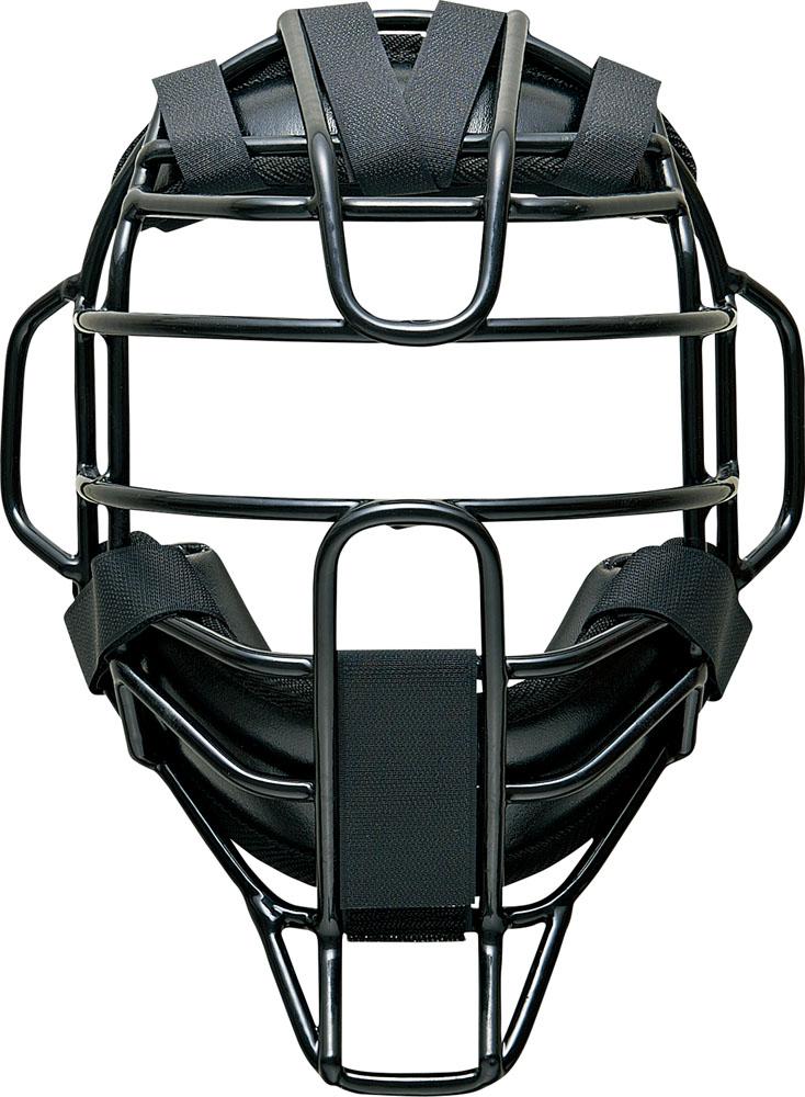 【ラッキーシール対象】ZETT(ゼット)野球&ソフトマスク・プロテクター【硬式野球用マスク】 プロステイタス(高校野球対応)BLM1266ブラック
