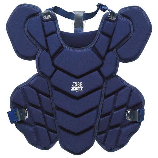 【ラッキーシール対象】 ZETT(ゼット)野球&ソフトマスク・プロテクタープロステイタス 軟式野球用プロテクター BLP3295BLP3295ネイビー