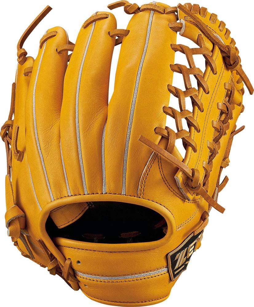 【ラッキーシール対象】ZETT(ゼット)野球&ソフト野球グラブソフトボール用グラブ ネオステイタス オールラウンド サイズ5BSGB51820オークブラウン