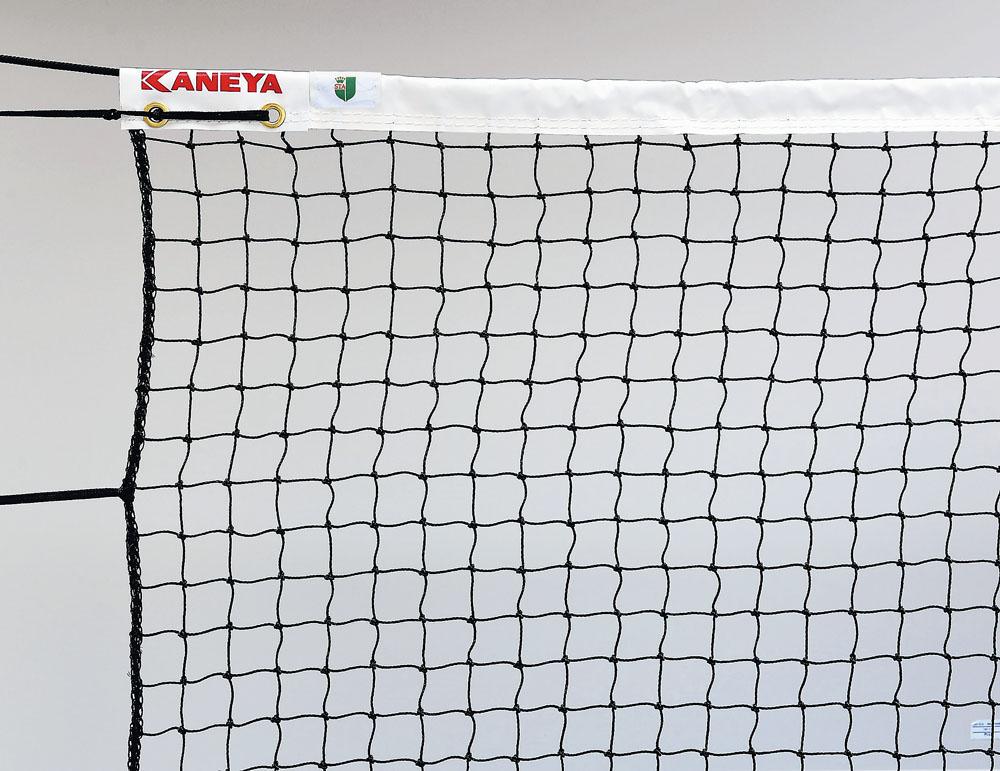 【ラッキーシール対象】 ゼット体育器具テニスネットソフトテニス用ネット 連盟公認品ZN1443