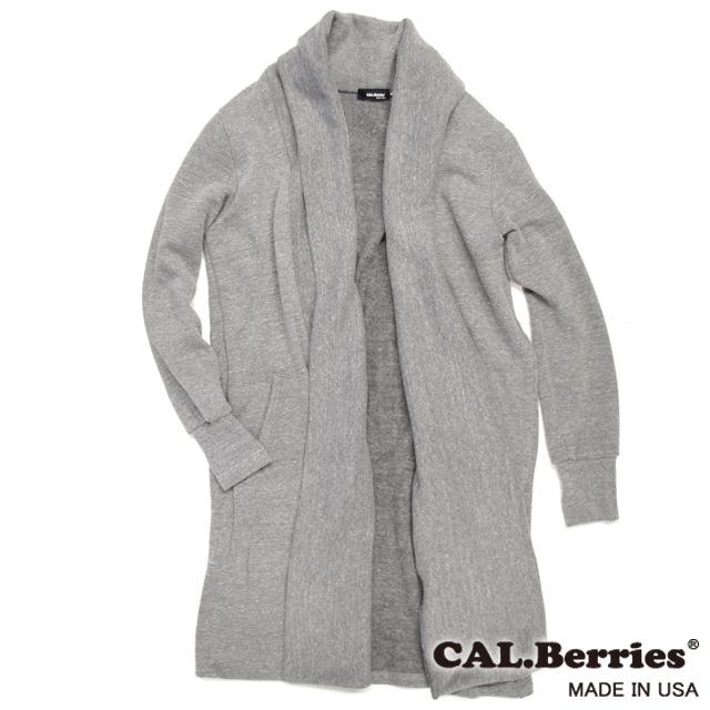 【カルベリーズ Made CARDIGAN レディース】CAL.Berries RAINY STORMY CARDIGAN (35tf011)ALL STORMY Made in USA, Luty:5ba974ee --- jphupkens.be