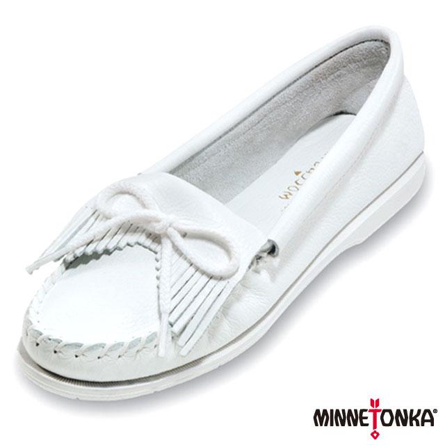 【ミネトンカ 正規代理店】MINNETONKA レディース モカシン 女性用 靴 「KILTY UNBEADED」209