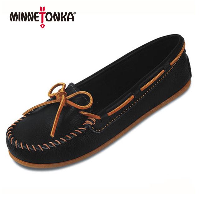 【ミネトンカ レディース】minnetonka BOAT MOC ミネトンカ ボートモック レザー