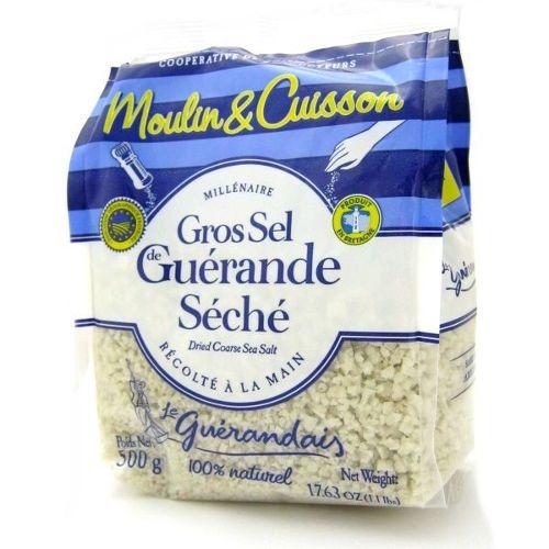 ゲランドの塩/ 乾燥粗塩/ グロ・セル(粗粒)