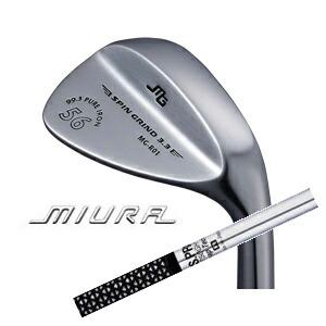 三浦技研MG-R01 (純鉄) NSPRO 750GH(日本シャフト社製)ミウラクラフトマンワールド登録店(Aサポート登録店)MIURA