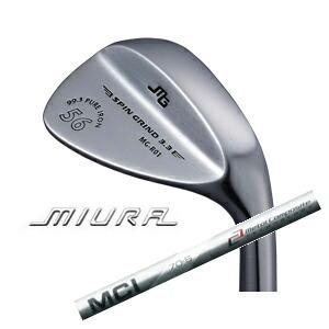 三浦技研MG-R01 (純鉄)MCI50.60.70.80(フジクラ社製)ミウラクラフトマンワールド登録店(Aサポート登録店)MIURA
