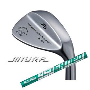 三浦技研MG-R01 (純鉄) NSPRO 950GH neo(NSPRO 950GH ネオ)(日本シャフト社製)ミウラクラフトマンワールド登録店(Aサポート登録店)MIURA