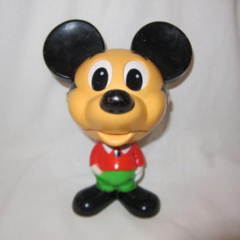 1976年★70's★Mattel★Talking★Mickey Mouse★Chatter Chums★ミッキーマウス★ビンテージ★トーキング★ディズニー★マテル★チャッターチャムス★vintage★DISNEY★Walt Disney Productions★